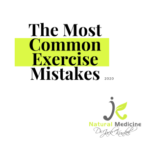The Most Common Exercise Mistakes